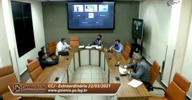 CCJ rejeita veto integral do Paço sobre uso da Cannabis para fins medicinais e distribuição gratuita em Goiânia