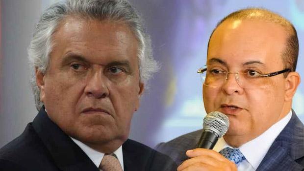 Caso Lázaro se torna mais um motivo de embate político entre Caiado e Ibaneis