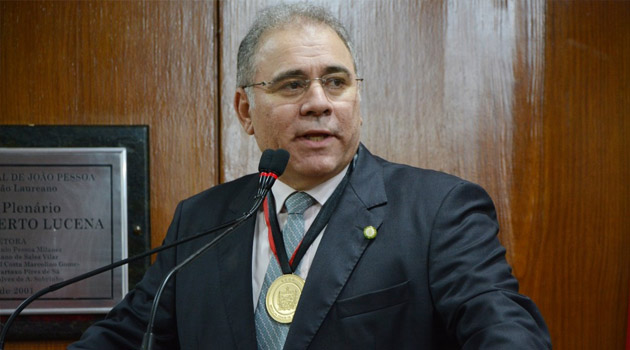 Marcelo Queiroga será nomeado ministro da Saúde por Bolsonaro