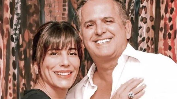 Marido de Glória Pires, Orlando Morais é internado para tratamento da Covid-19