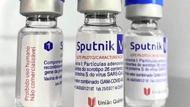 Anvisa rejeita pedidos de importação da Sputnik V