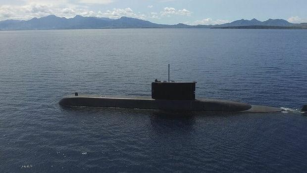 Submarino da Indonésia desaparece com 53 tripulantes a bordo