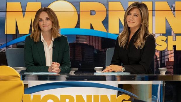 """Jornalismo na ficção: """"The Morning Show"""", paralisado pela pandemia, une entretenimento e política"""