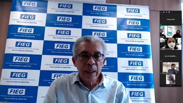 Fieg reúne empresários goianos para discutir funcionalidades do Pix
