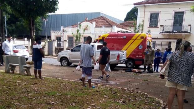 Moradores de Campinas pedem mais segurança após morte de homem em praça à luz do dia