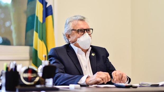 Em reunião com a ONU, Caiado pede que Brasil e outros países possam produzir insumo da vacina contra a Covid-19