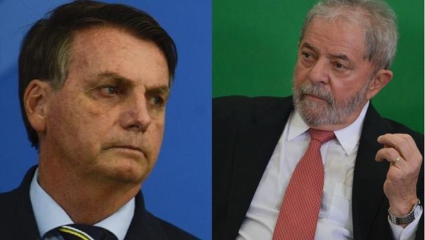 Piso alto, teto baixo: Bolsonaro precisa de Lula no 2º turno para virar o jogo – ou a mesa