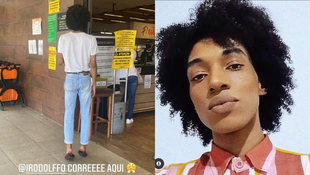 Estudante goiano denuncia racismo após foto publicada sem sua autorização