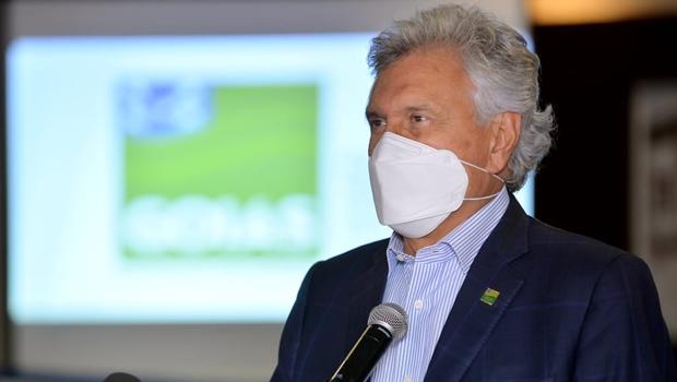 """Caiado fala sobre caso de agressão a advogado em Goiânia: """"Não tenho dúvida, está nítido [que houve excesso]"""""""