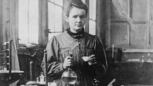 Marie Curie no país da Ciência
