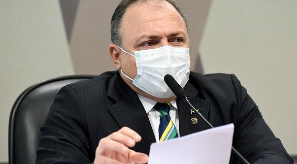 Pazuello diz que uso de remédios sem eficácia comprovada contra a Covid-19 é direito dos médicos