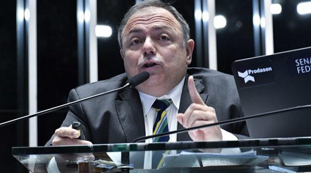 AGU aciona Supremo para que Pazuello possa ficar em silêncio na CPI da Pandemia