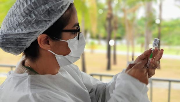 Municípios aplicaram 11,3 mi de vacinas em moradores de outras cidades