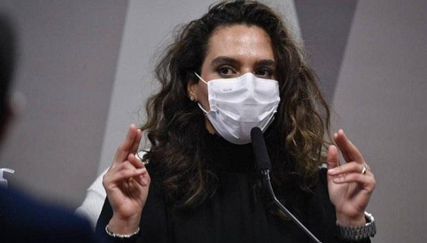 """Médica vetada para ocupar secretaria na Saúde diz à CPI que tratamento precoce é """"discussão delirante"""" e relata ameaças"""
