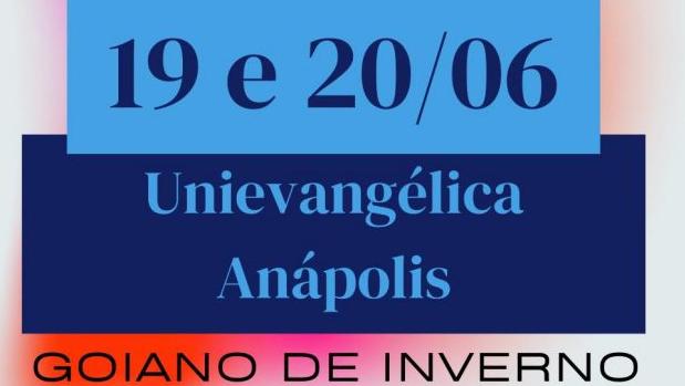 Unievangélica de Anápolis recebe o Campeonato Goiano de Inverno a partir deste sábado, 19