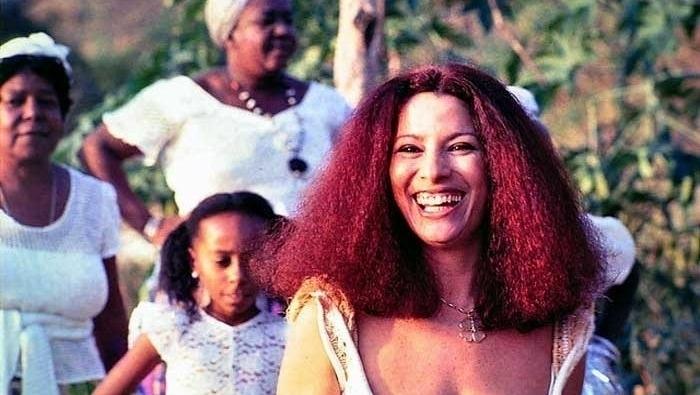 Clara Nunes foi ótima cantora