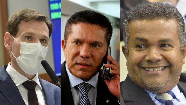 Comunicação da Alego e eleições de 2022 viram cardápio de reunião entre Lissauer, Sandes e Santana em restaurante de Goiânia