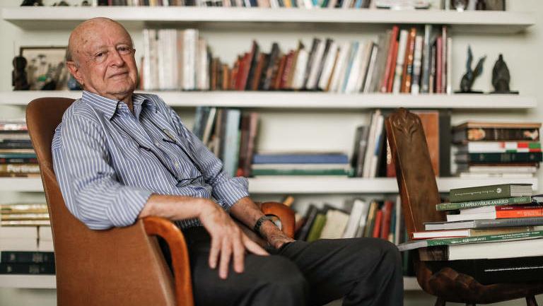 José Murillo de Carvalho diz que há risco para a democracia na eleição de 2022