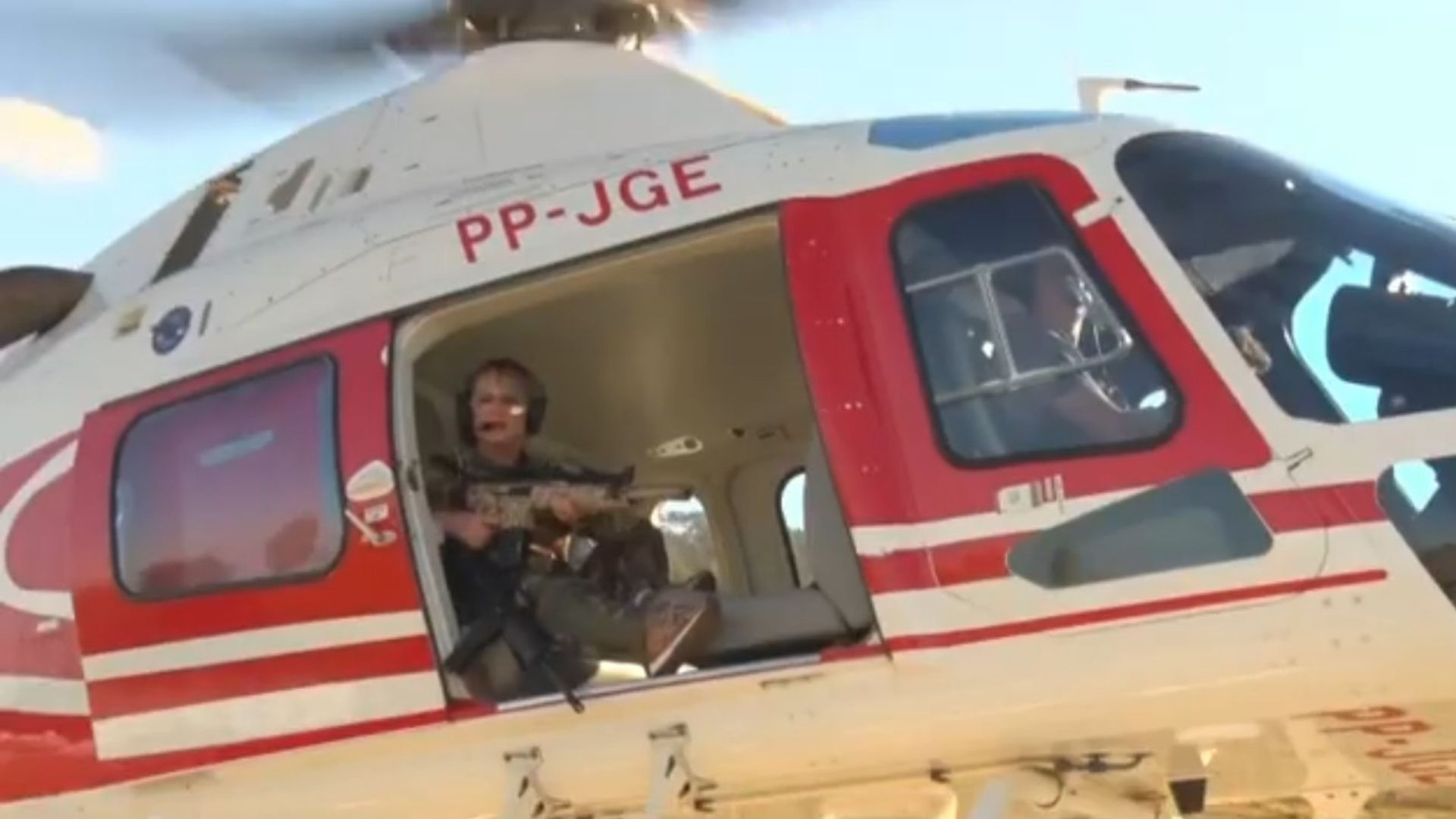 Magda Mofatto grava vídeo falando em capturar Lázaro e é criticada por ridicularizar forças policiais