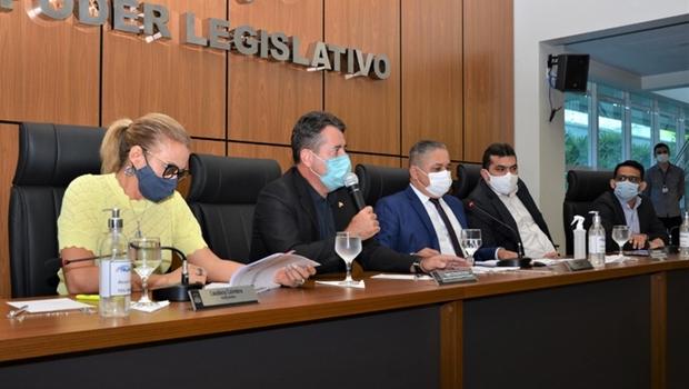Prefeitura de Palmas presta contas do 3º quadrimestre de 2020 e do 1º quadrimestre de 2021