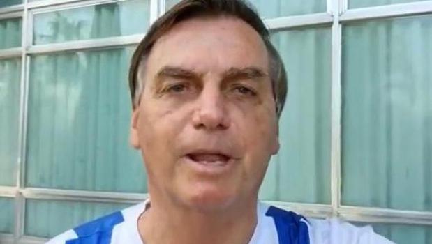"""""""No mínimo preso, questão de tempo"""", diz Bolsonaro sobre caso Lázaro"""