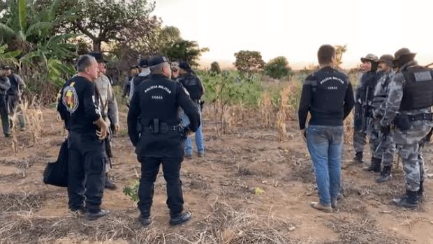 Décimo dia de buscas por Lázaro conta com quase 300 policiais