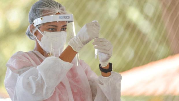 Goiânia realizará 3.500 testagens nesta terça-feira