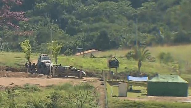 14º dia de busca por Lázaro Barbosa inicia com reforço de rádio comunicadores cedidos pelo Exército Brasileiro