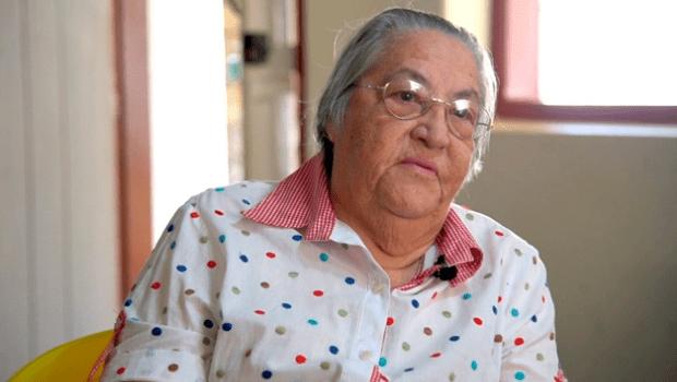 Tia Tó morre aos 89 anos vítima de AVC