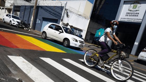 Prefeitura de Goiânia realiza atividades em homenagem ao Dia do Orgulho LGBTQIA+