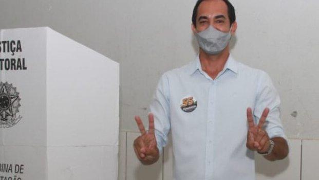 Justiça concede liminar que impede o afastamento do prefeito de Senador Canedo, Fernando Pellozo