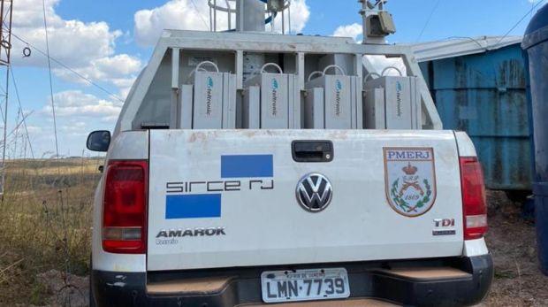 Equipamento que foi usado na Copa do Mundo de 2014 irá auxiliar policiais na busca de Lázaro