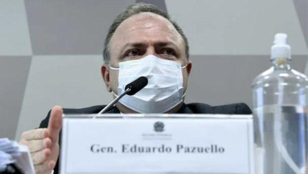 Pressionado pelo Exército, Pazuello assume novo cargo no Governo Bolsonaro
