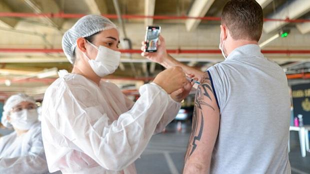 Aparecida de Goiânia amplia vacinação de Covid para pessoas com 48 anos