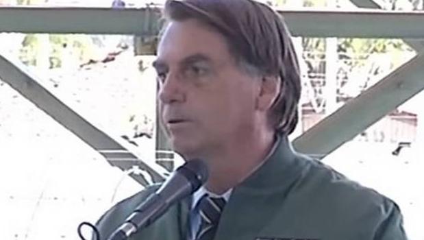 """""""Não vai ser com CPI integrada por sete bandidos que vão nos tirar daqui"""", afirma Bolsonaro"""