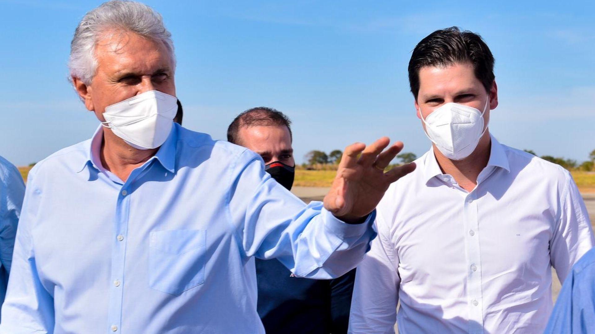"""Daniel Vilela diz que gestão Caiado """"busca recolocar nosso estado nos trilhos"""""""