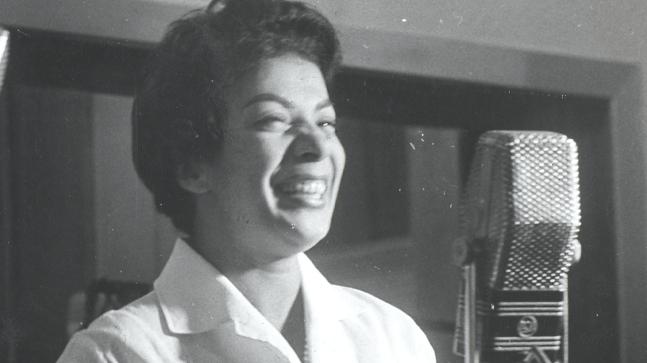 A genial cantora Elizeth Cardoso