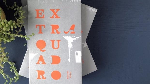 Ricardo Aleixo, um dos mais importantes nomes da poesia brasileira, lança livro Extraquadro