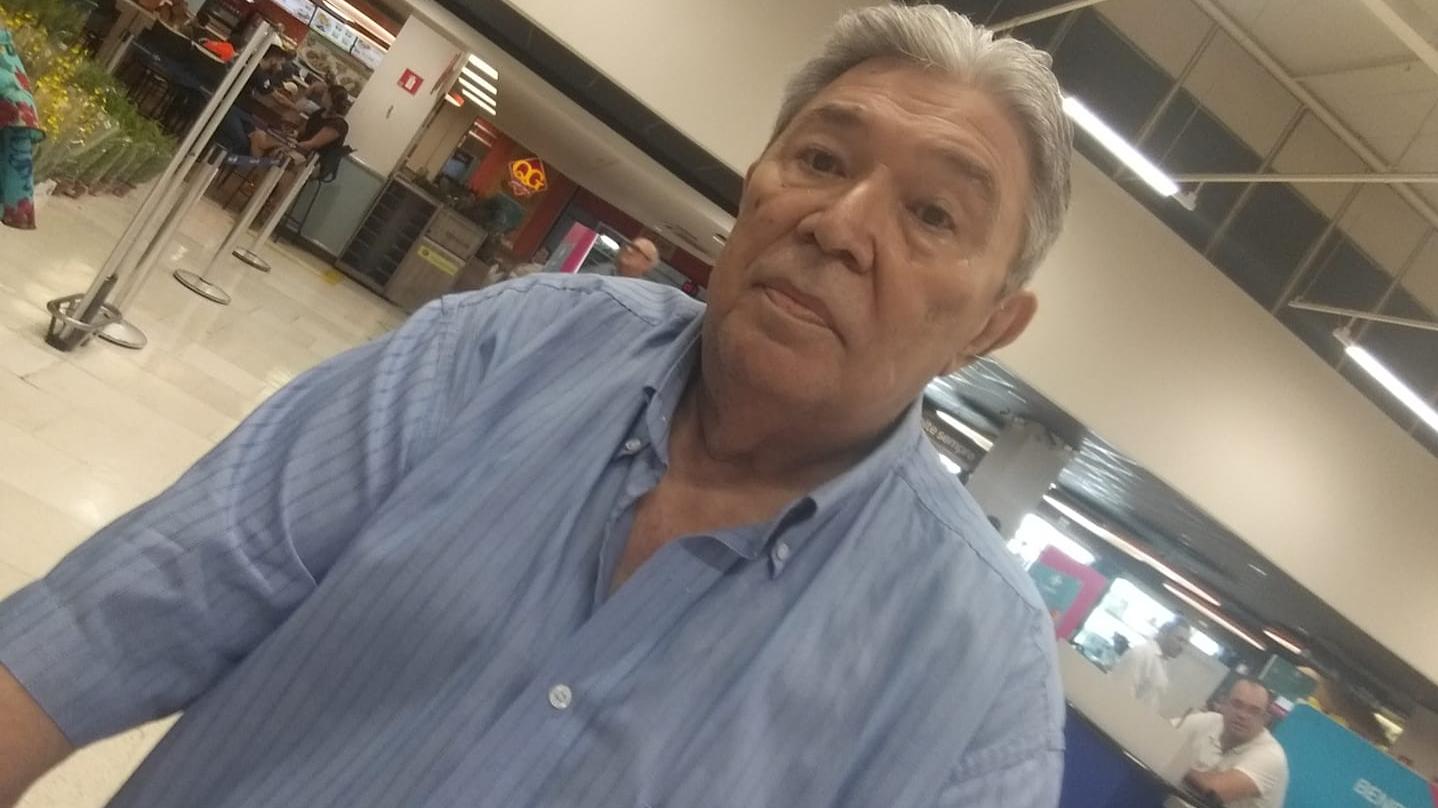 Ex-senador e ex-diretor do Grupo Jaime Câmara está internado com Covid