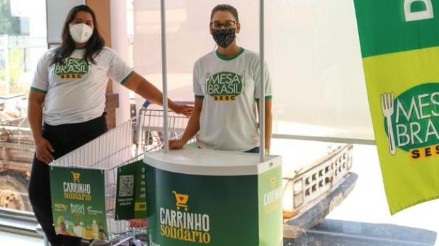 Fecomércio lança campanha Carrinho Solidário nesta sexta-feira, 2