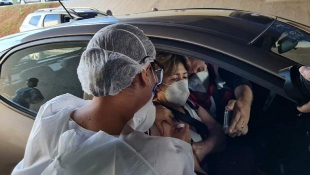 Goiânia terá 26 pontos de vacinação contra Covid-19 nesta quinta-feira, 29