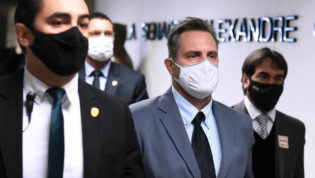 Senadores acreditam que declarações de Dominguetti foram orquestradas para tirar Dias do MS e desmoralizar Miranda