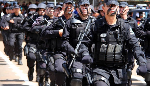 Operação Anhanguera é deflagrada na região do entorno do Distrito Federal