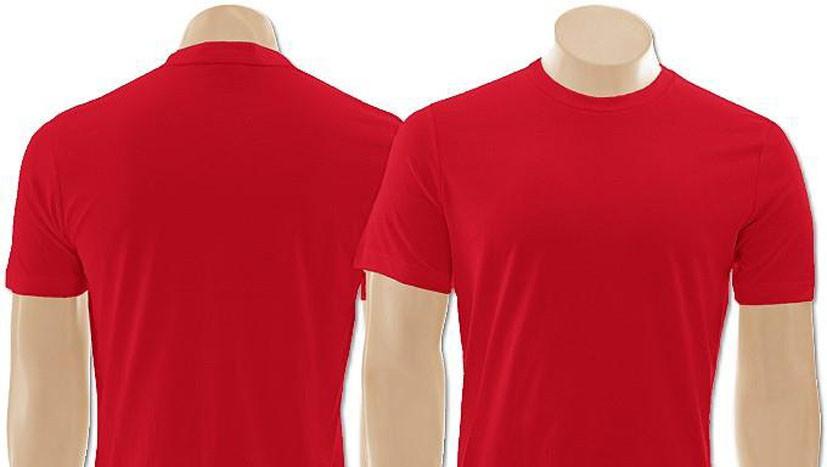 O tempo em que homem não podia vestir camisa vermelha. Um goiano decidiu usar