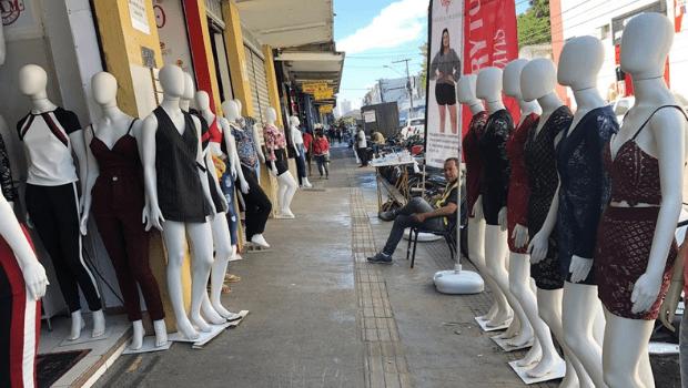 Lojas do polo confeccionista da Rua 44 tem novos horários de funcionamento