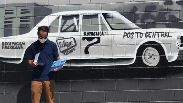 Pioneiro do automobilismo local, Romeu Calil é homenageado no Autódromo de Goiânia