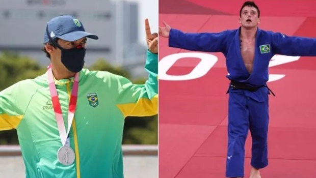 Brasil conquista suas duas primeiras medalhas nas Olimpíadas de Tóquio