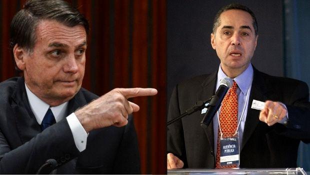 TSE reage, abre investigação e encaminha queixa-crime ao Supremo contra Bolsonaro