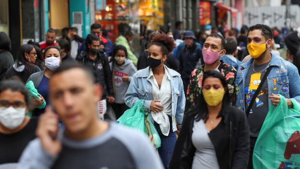 USP e Unesp afirmam que até setembro casos da variante Delta devem explodir em São Paulo