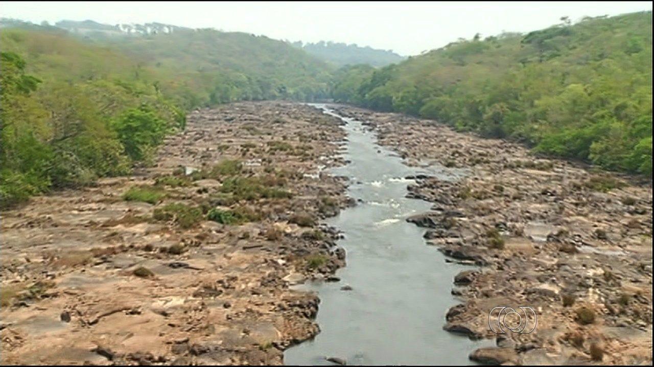 A morte de um rio